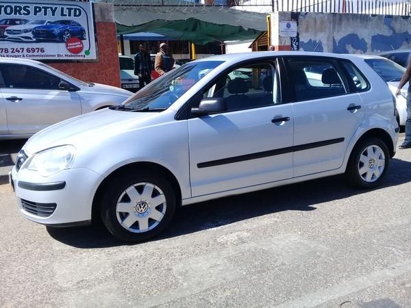 2006 Volkswagen Polo 1.6 Comfortline  Gauteng Johannesburg_0