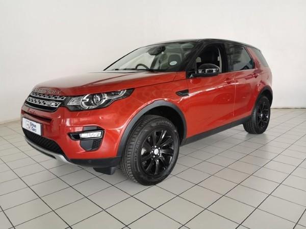 2016 Land Rover Discovery Sport Sport 2.2 SD4 HSE Gauteng Pretoria_0