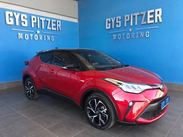 2020 Toyota C-HR 1.2T Luxury CVT Gauteng Pretoria_0