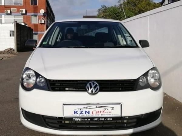 2014 Volkswagen Polo Vivo 1.6 Trendline Kwazulu Natal Pinetown_0