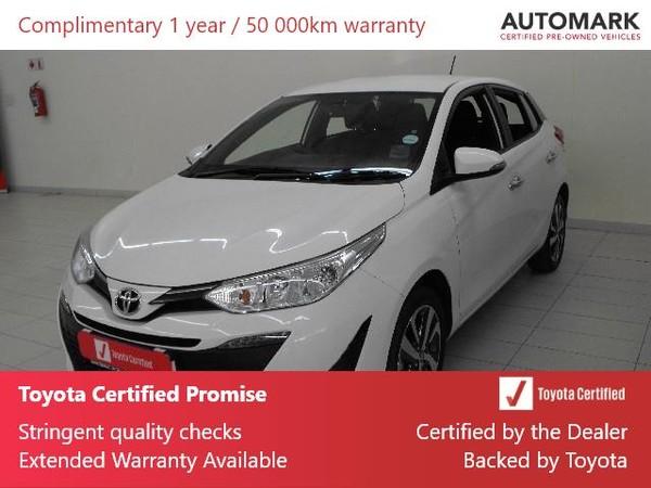 2019 Toyota Yaris 1.5 Xs CVT 5-Door Mpumalanga Standerton_0