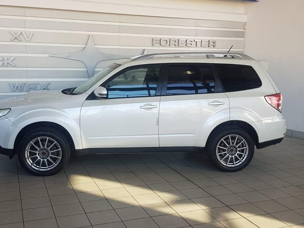 2012 Subaru Forester 2.5 S-edition At  Gauteng Edenvale_0