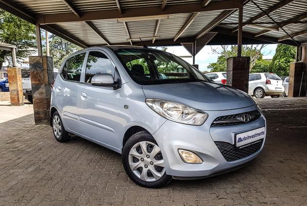 2011 Hyundai i10 1.2 Gls  Mpumalanga Middelburg_0