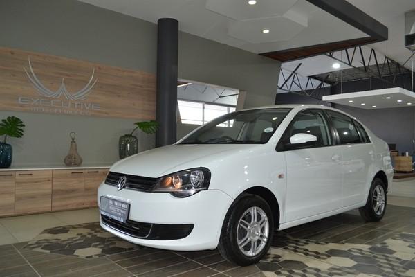2017 Volkswagen Polo Vivo GP 1.6 Trendline Free State Bloemfontein_0