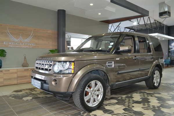 2010 Land Rover Discovery 4 3.0 Tdv6 Se  Free State Bloemfontein_0