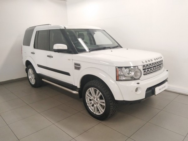 2011 Land Rover Discovery 4 3.0 Tdv6 S  Gauteng Midrand_0