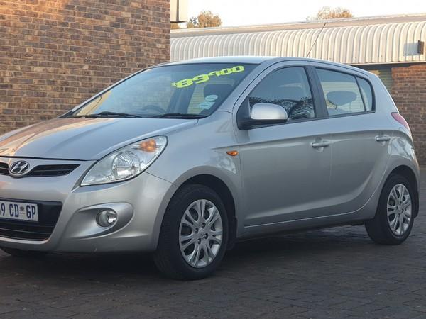 2011 Hyundai i20 1.6  Gauteng Kempton Park_0