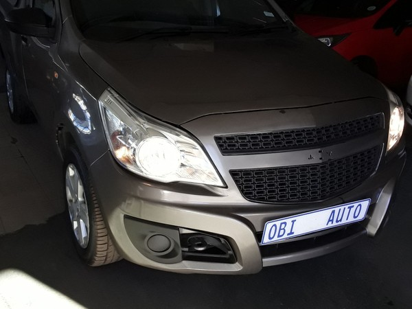 2014 Chevrolet Corsa Utility 1.4 Club Pu Sc  Gauteng Johannesburg_0