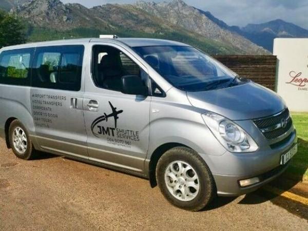 2014 Hyundai H1 2.5 Crdi Wagon At  Western Cape Paarl_0