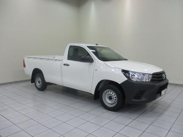 2020 Toyota Hilux 2.0 VVTi AC SC CC Kwazulu Natal Westville_0
