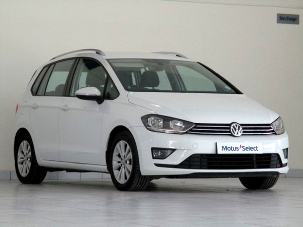 2017 Volkswagen Golf SV 2.0 TDI Comfortline DSG Western Cape George_0