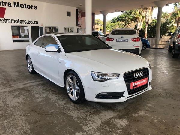 2014 Audi A5 2.0T FSI Multi Free State Bloemfontein_0