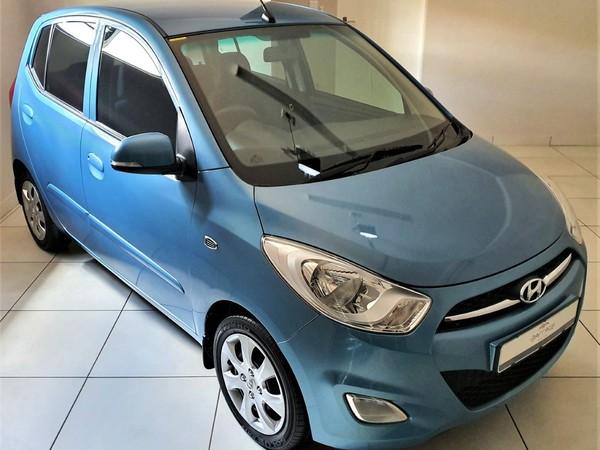 2014 Hyundai i10 1.1 Gls  Free State Bloemfontein_0