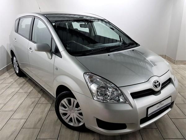 2008 Toyota Verso 160  Free State Bloemfontein_0