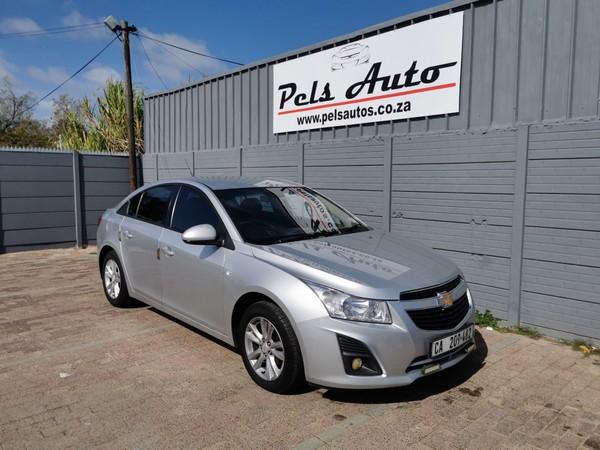 2013 Chevrolet Cruze 1.6 L  Western Cape Kraaifontein_0