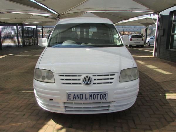 2007 Volkswagen Caddy 1.9 Tdi Fc Pv  Gauteng Kempton Park_0