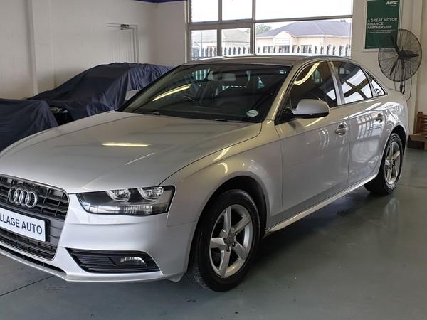 2014 Audi A4 1.8t Se  Western Cape Kuils River_0