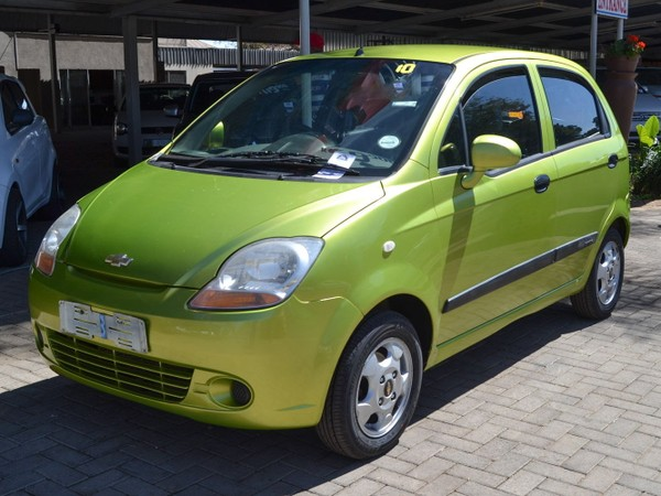 2010 Chevrolet Spark Ls 5dr  North West Province Klerksdorp_0