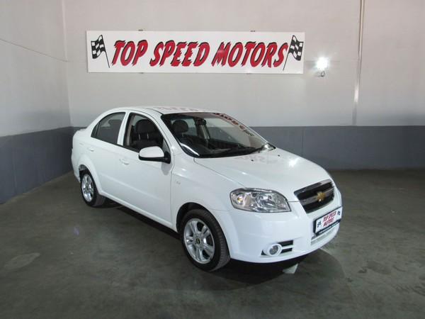 2015 Chevrolet Aveo 1.6 Ls  Gauteng Vereeniging_0