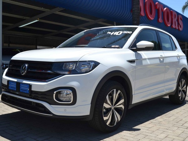 2020 Volkswagen T-Cross 1.0 Comfortline DSG North West Province Klerksdorp_0
