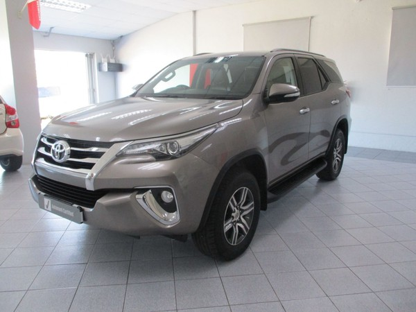 2016 Toyota Fortuner 2.8GD-6 4X4 Eastern Cape Humansdorp_0