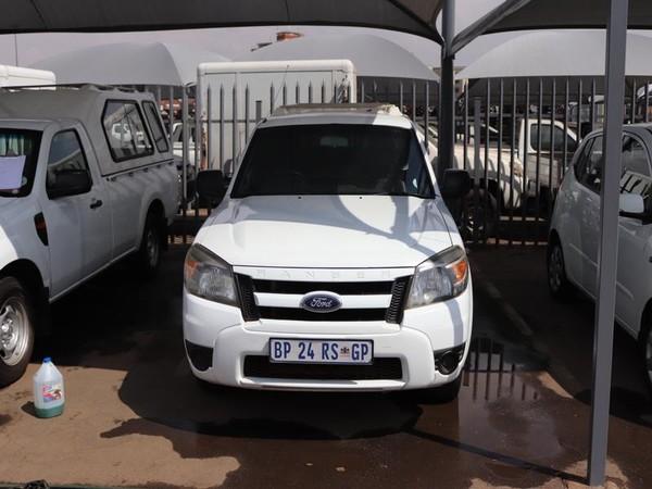 2010 Ford Ranger 2.2i Lwb Pu Sc  Gauteng Springs_0