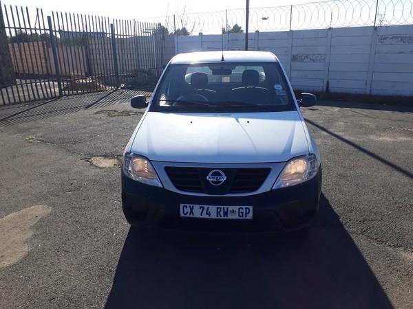 2013 Nissan NP200 1.6 Ac Pu Sc  Gauteng Springs_0