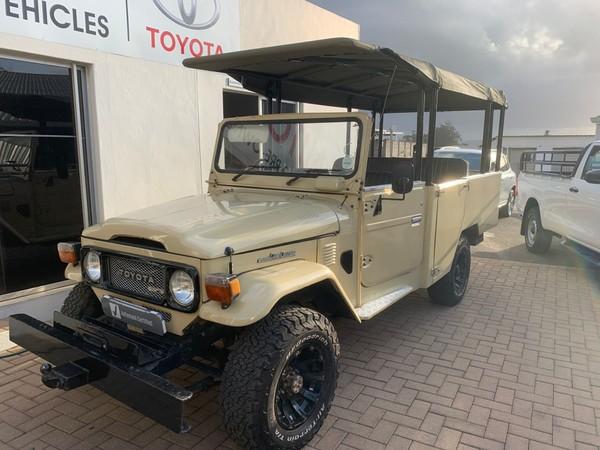 1982 Toyota Land Cruiser Diesel Pu Sc  Kwazulu Natal Eshowe_0