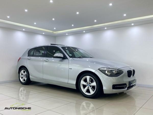 2012 BMW 1 Series 116i Sport Line 5dr At f20  Kwazulu Natal Durban_0