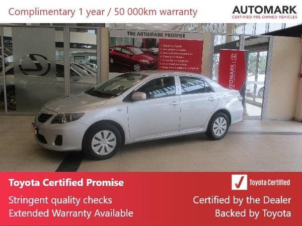 2019 Toyota Corolla Quest 1.6 Western Cape Cape Town_0