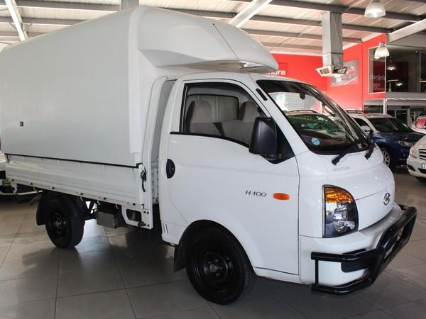 2014 Hyundai H100 Bakkie 2.6d Ac Fc Ds  Gauteng Alberton_0