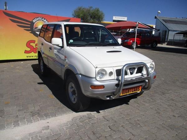 1999 Nissan Terrano Ii 2.7 Tdi Se 5d  Gauteng North Riding_0