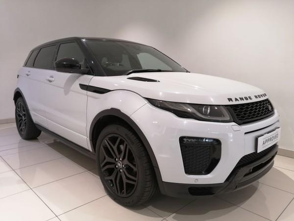 2017 Land Rover Evoque 2.0 TD4 HSE Dynamic Western Cape Stellenbosch_0