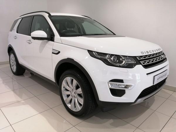 2016 Land Rover Discovery Sport Sport 2.2 SD4 HSE LUX Western Cape Stellenbosch_0