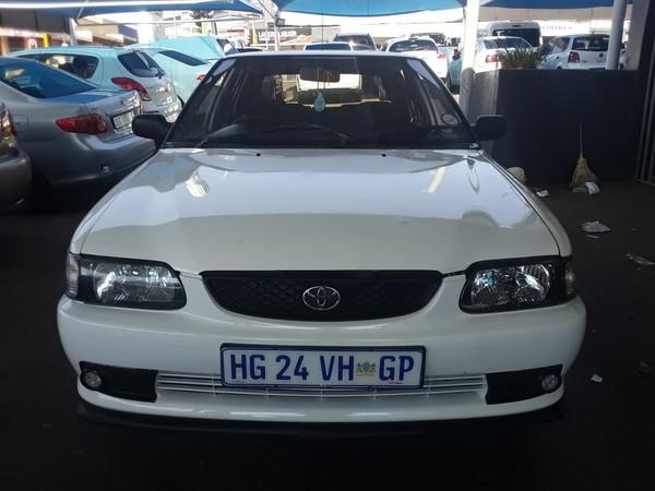 2004 Toyota Tazz 130  Gauteng Johannesburg_0
