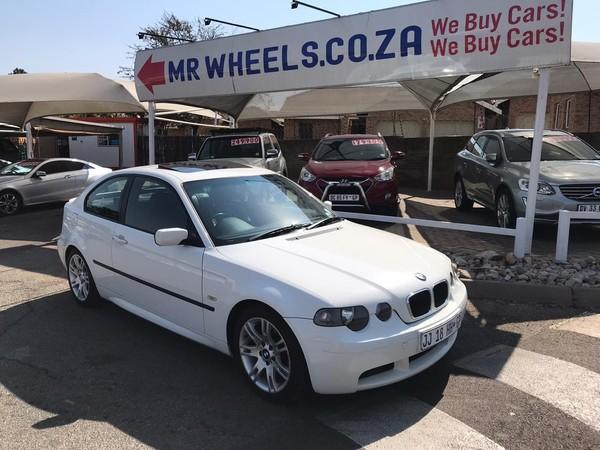 2004 BMW 3 Series 318ti Sport Pack Gauteng Centurion_0
