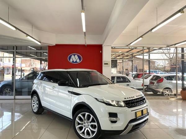 2015 Land Rover Evoque 2.2 Sd4 Dynamic  Gauteng Vereeniging_0