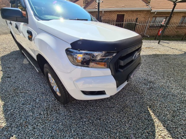 2018 Ford Ranger 2.2TDCi XL Auto Double Cab Bakkie Gauteng Midrand_0