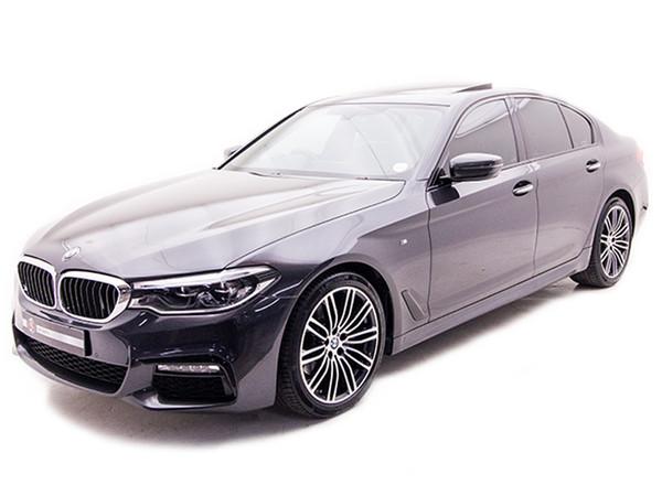 2018 BMW 5 Series 520d M Sport Gauteng Boksburg_0
