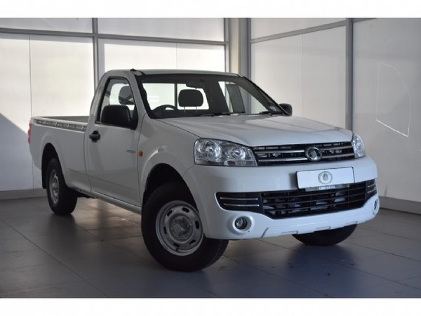 2020 GWM Steed 5 2.2 MPi Workhorse Single Cab Bakkie Western Cape Cape Town_0