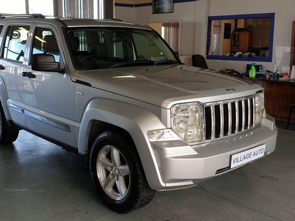 2009 Jeep Cherokee 3.7 Limited At  Western Cape Kuils River_0