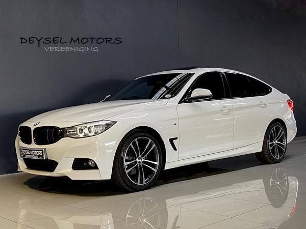 2015 BMW 3 Series 320d GT M Sport Auto Gauteng Vereeniging_0