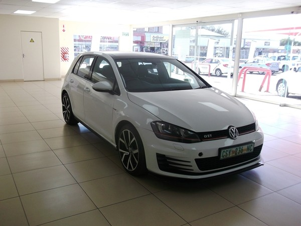 2015 Volkswagen Golf VII GTi 2.0 TSI DSG Performance Northern Cape Kimberley_0