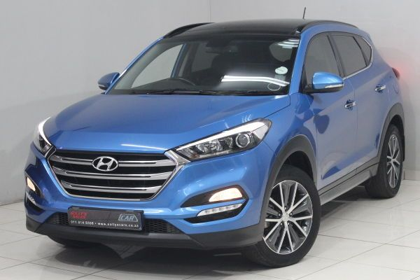2016 Hyundai Tucson 2.0 Elite Auto Gauteng Nigel_0
