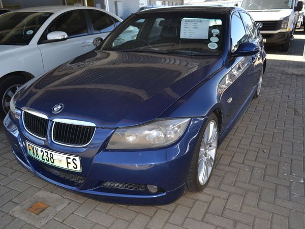 2007 BMW 3 Series 320d At e90  Free State Bloemfontein_0