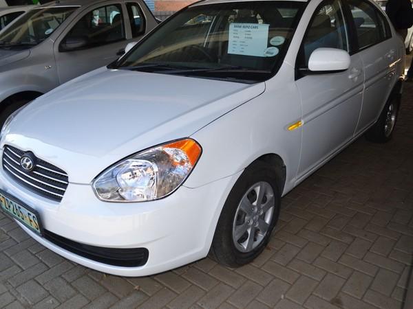 2010 Hyundai Accent 1.6 Gls  Free State Bloemfontein_0