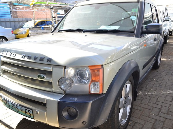 2006 Land Rover Discovery 3 V8 Hse At  Free State Bloemfontein_0