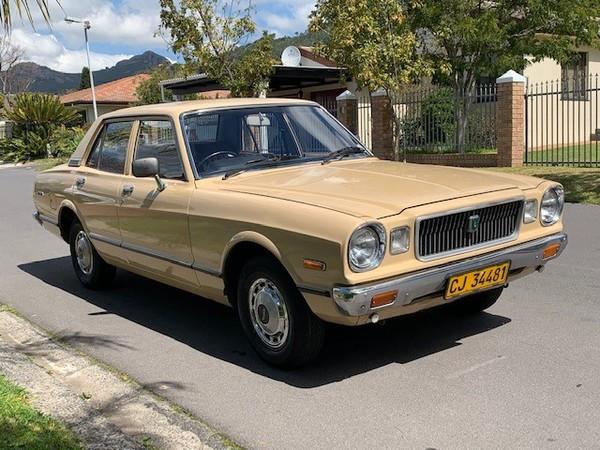 1979 Toyota Cressida Lg At  Western Cape Paarl_0