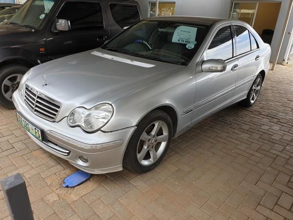 2007 Mercedes-Benz C-Class C200k Avantgarde At  Free State Bloemfontein_0