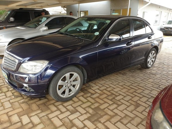 2008 Mercedes-Benz C-Class C220 Cdi Classic At  Free State Bloemfontein_0